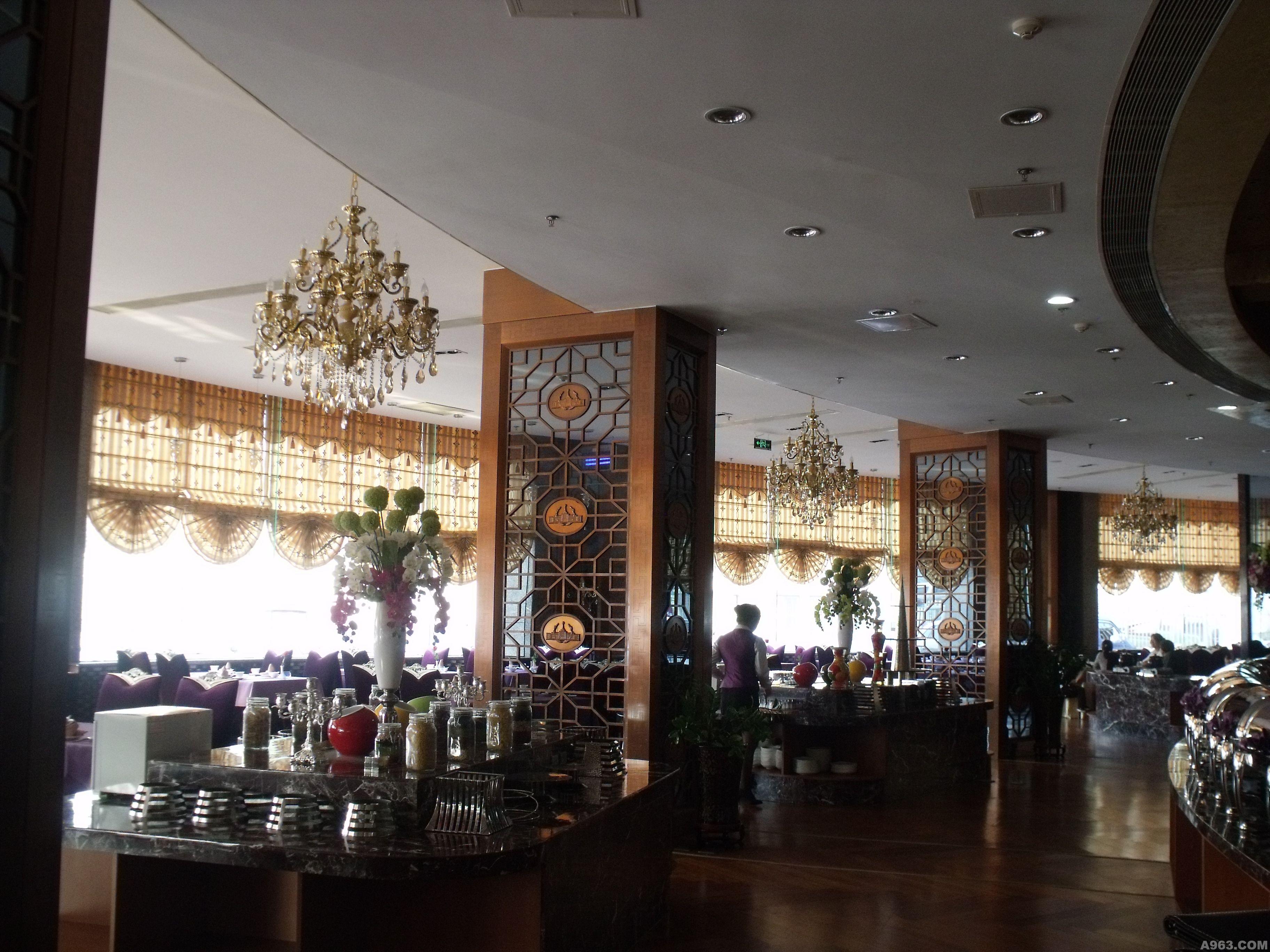 文韬酒店餐厅 - 餐饮空间 - 第2页 - 李进栋设计作品