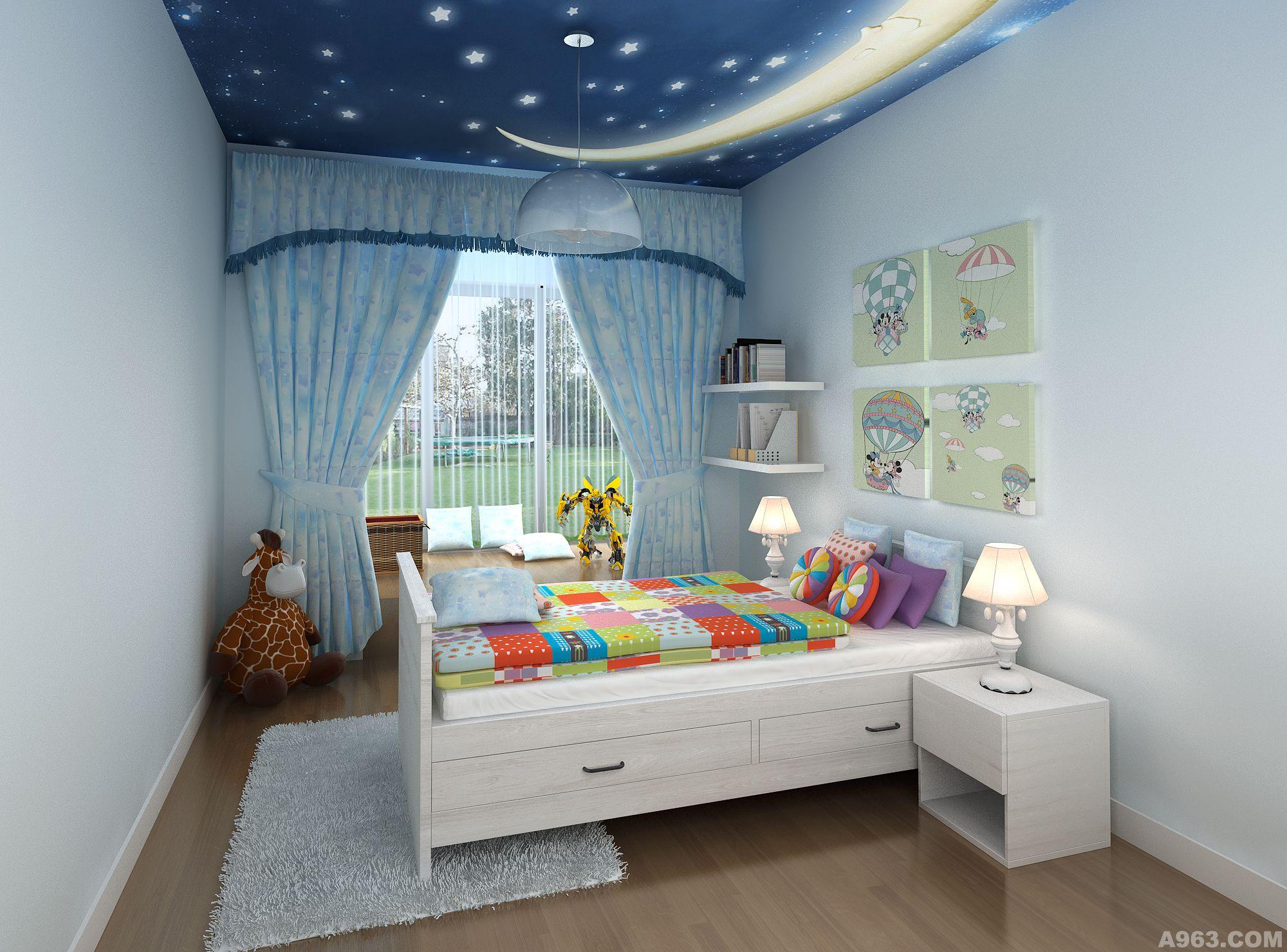 现代风格设计 - 家装设计 - 北京室内设计网_北京室内