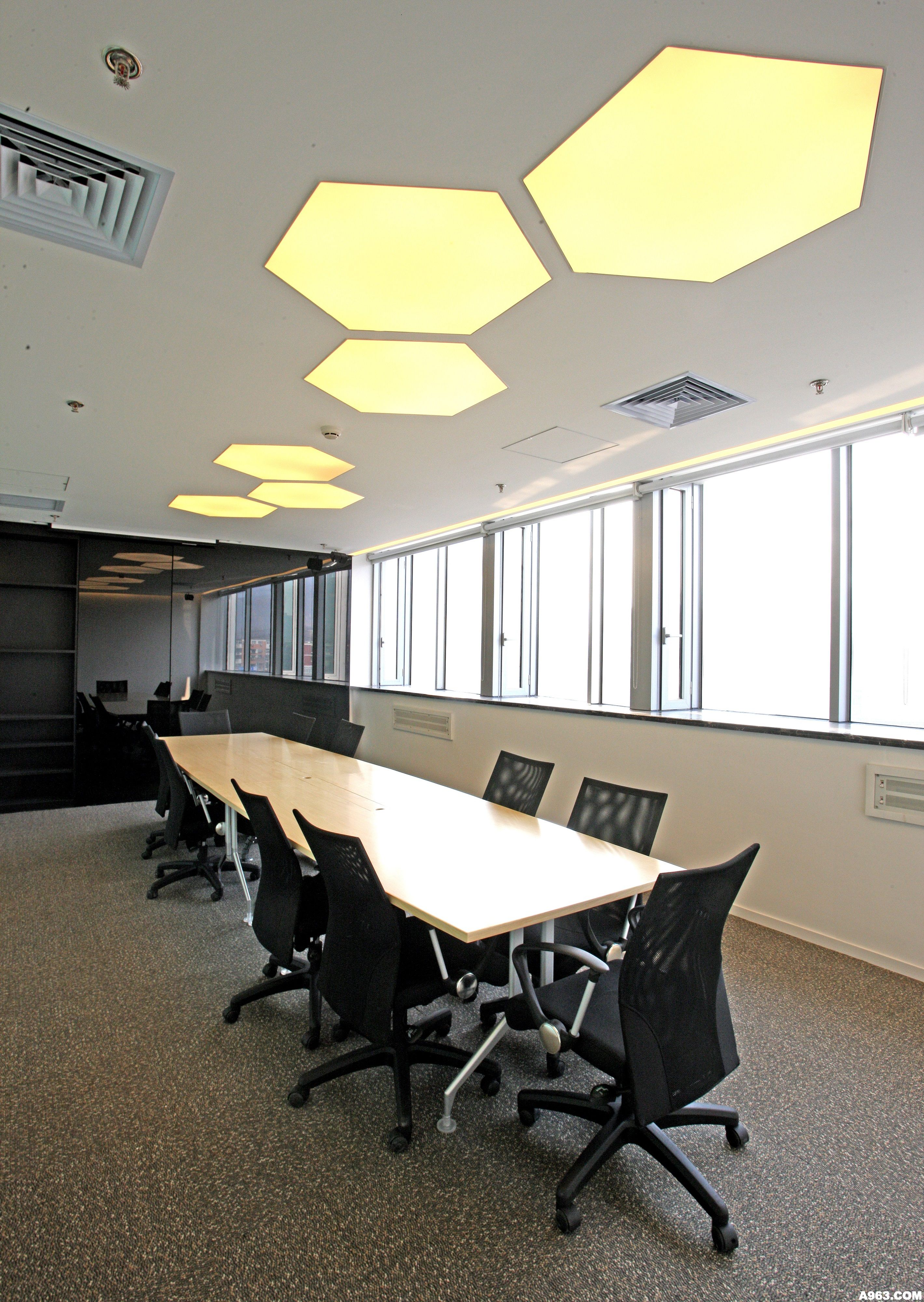 传媒公司室内设计