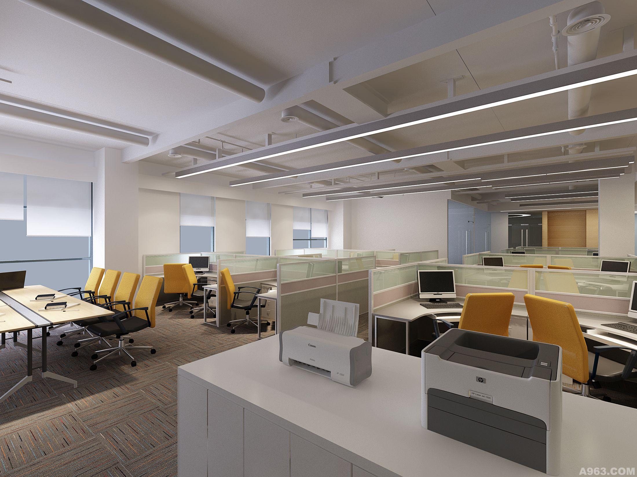 工程咨詢有限公司 - 辦公空間 - 北京室內設計網_北京室內設計裝修