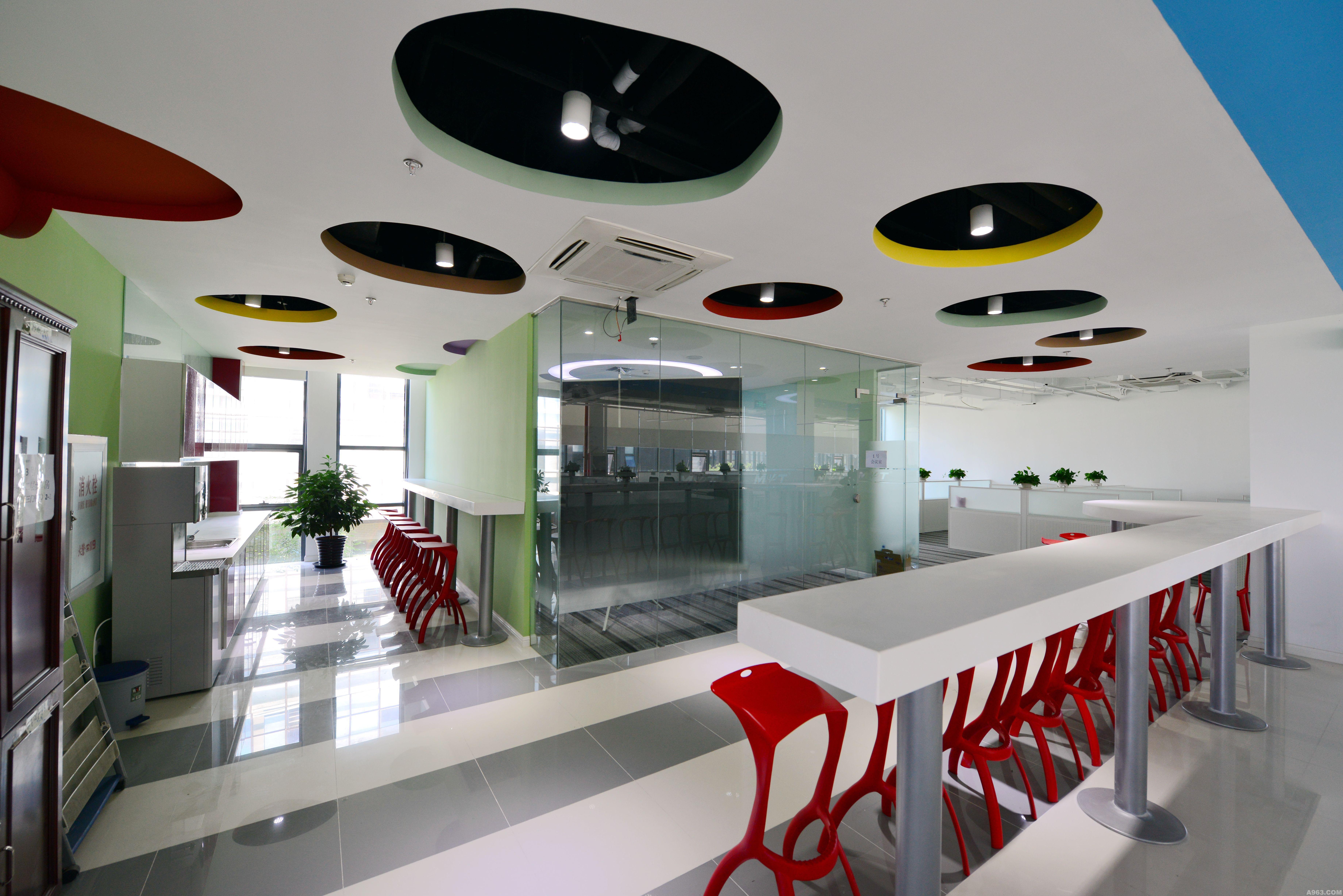 千禧维讯科技有限公司 - 办公空间 - 朱军杰设计作品