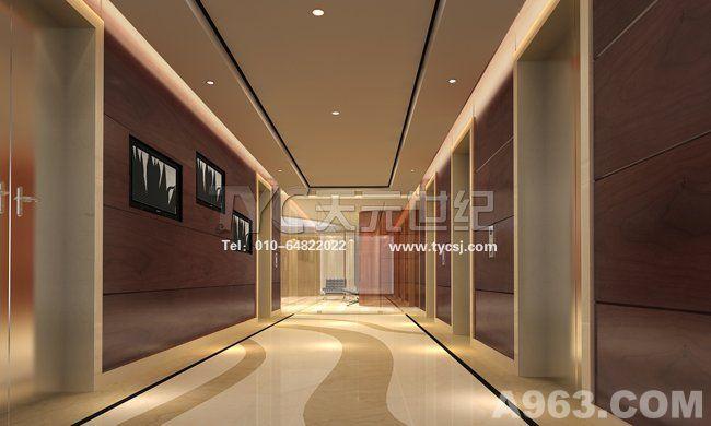 金英马影视公司办公室设计说明
