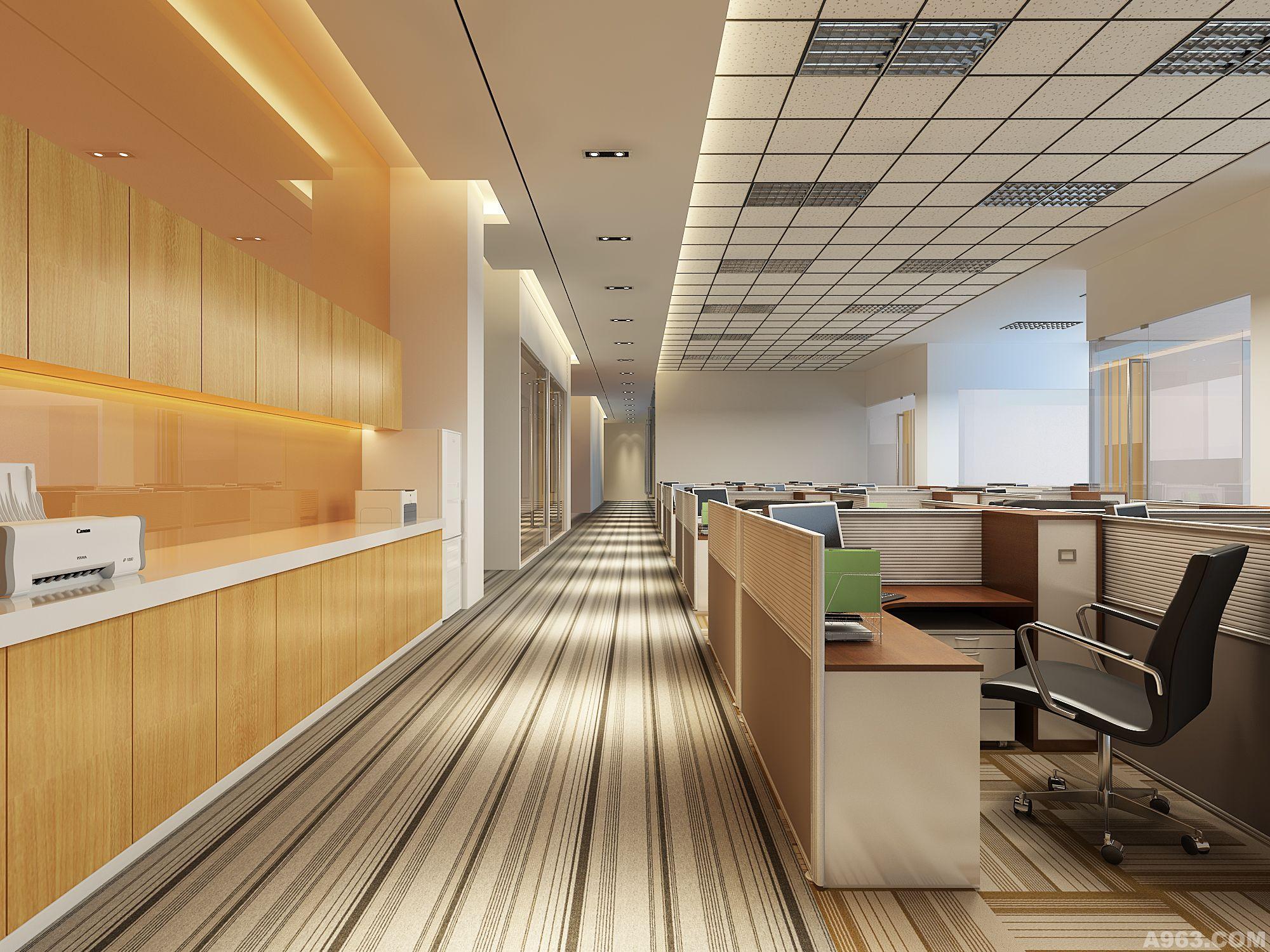 大气,上档次   2,面积:3000平米 3,功能:办公 4,材质:石材,地毯,壁纸图片