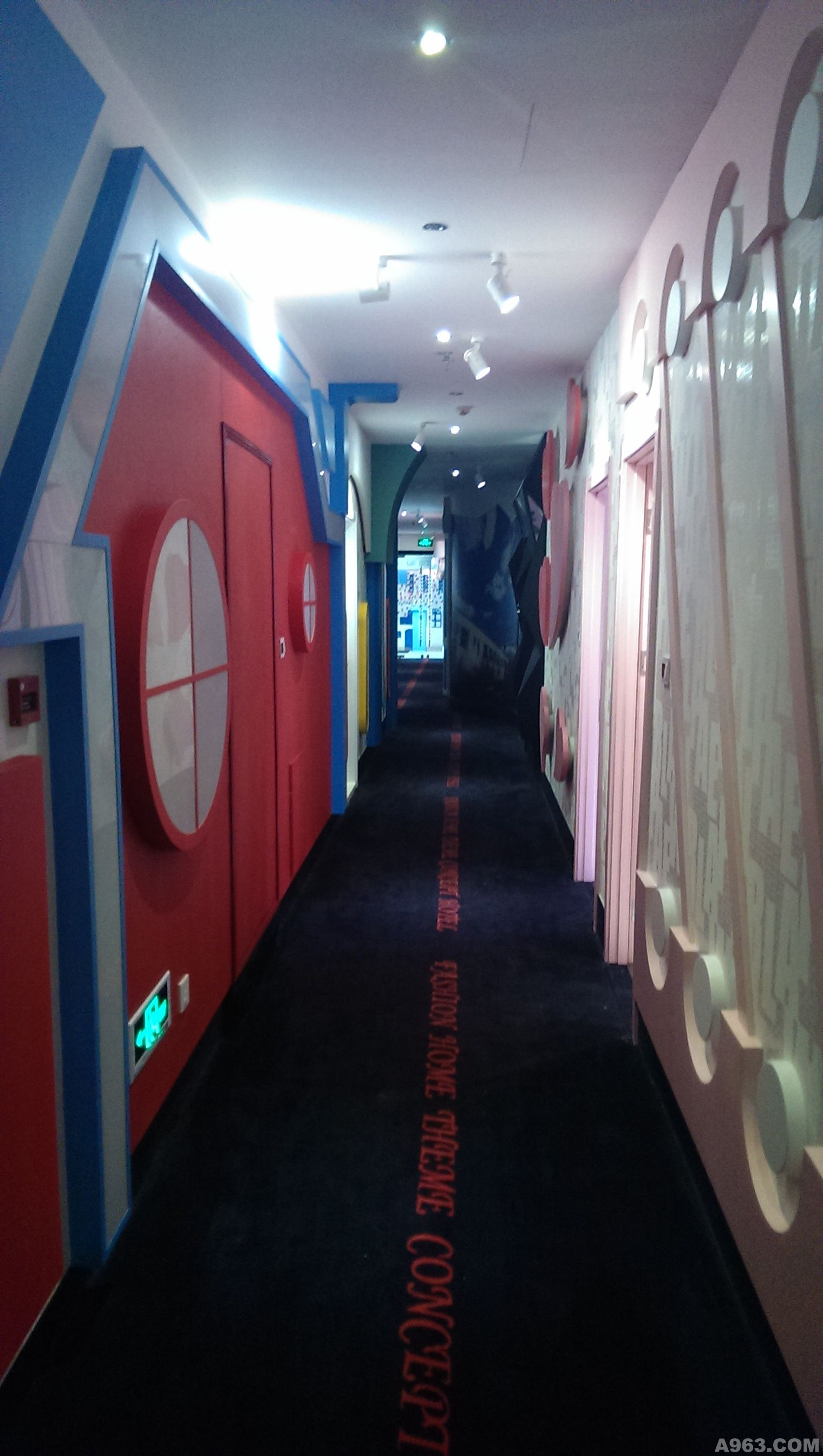 北京爱舍空间主题概念酒店(三里屯soho店) - 酒店设计