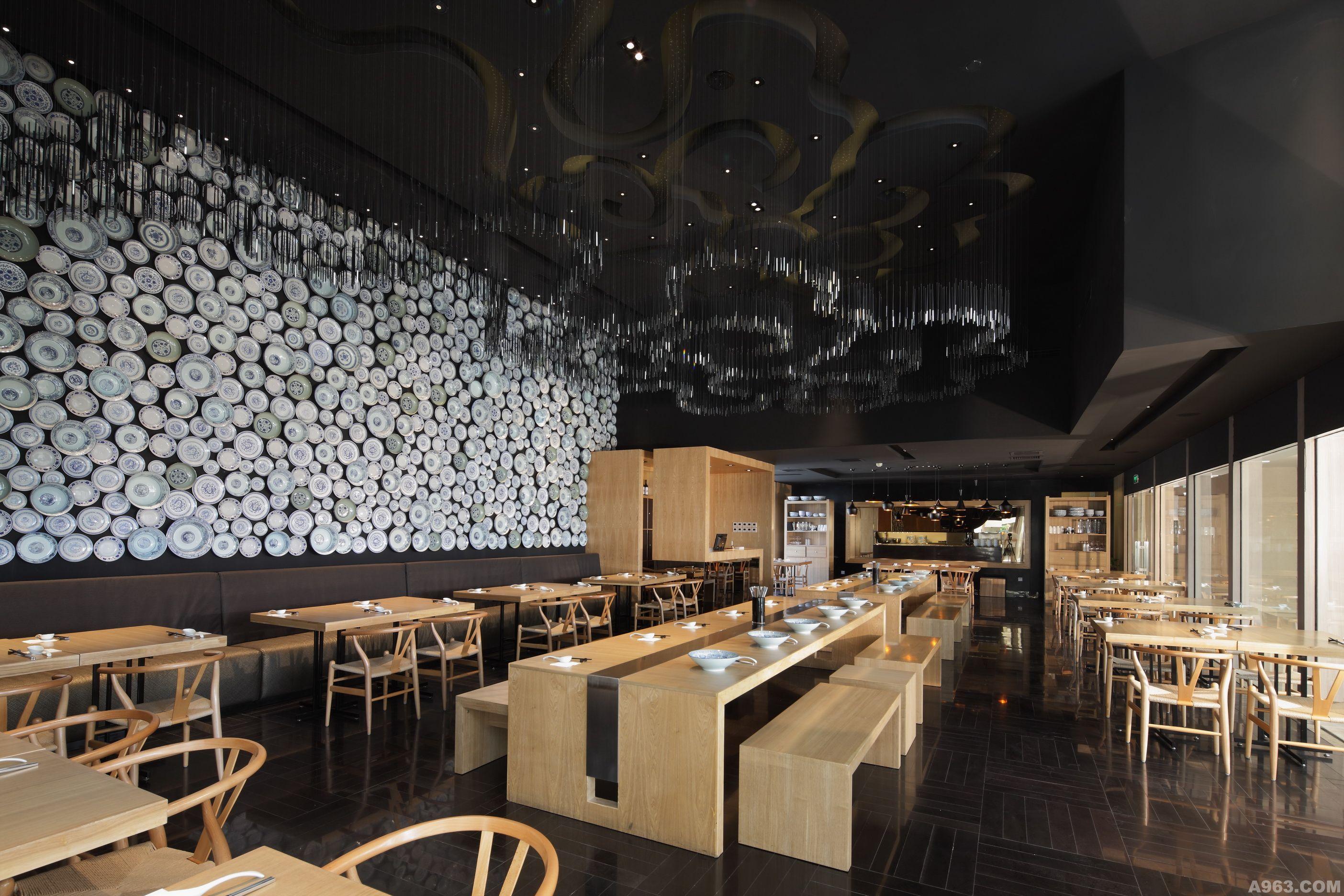 台湾牛肉面馆 - 餐饮空间 - 第2页 - 利旭恒设计作品