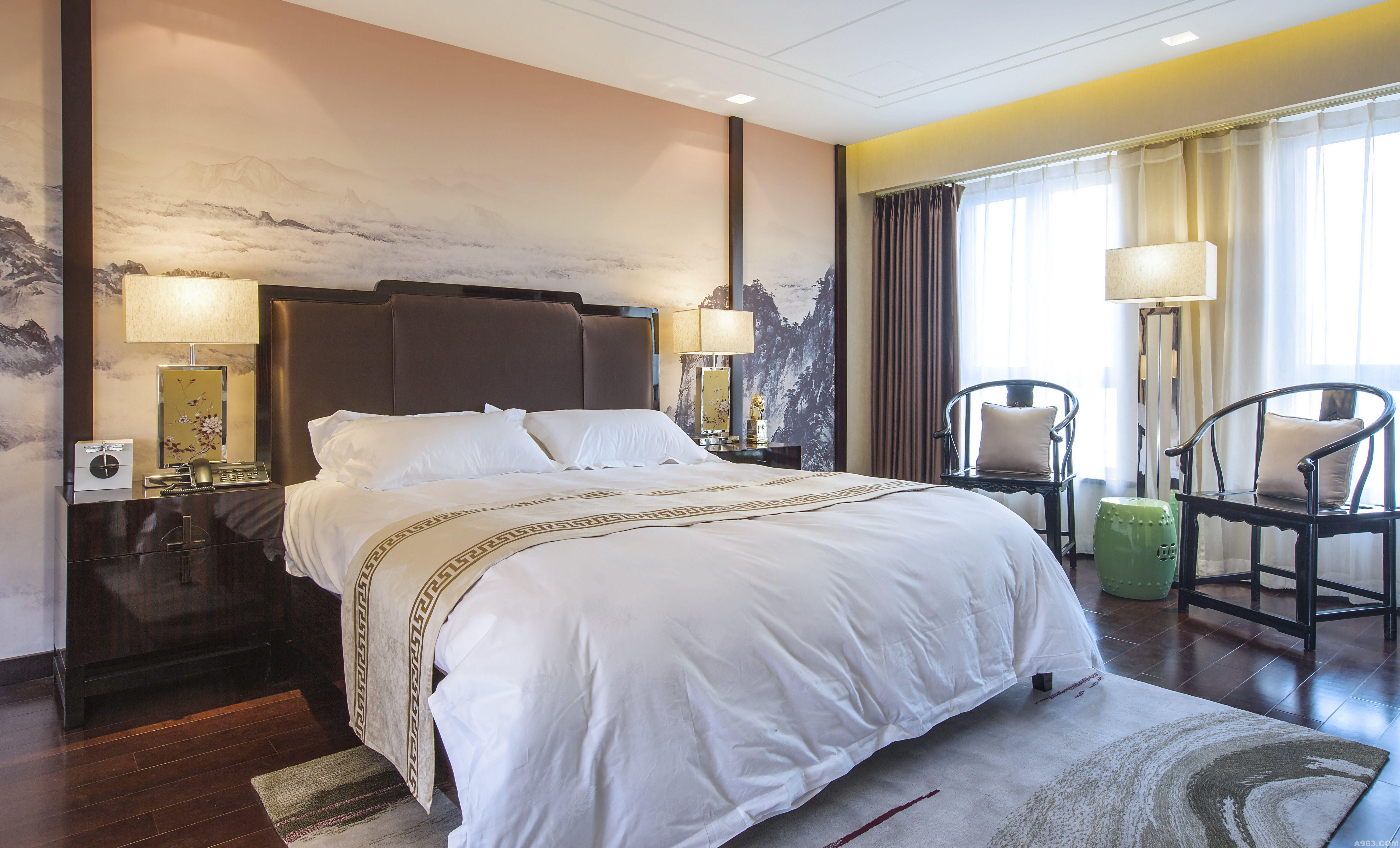 背景墙 房间 家居 酒店 设计 卧室 卧室装修 现代 装修 6083_3685