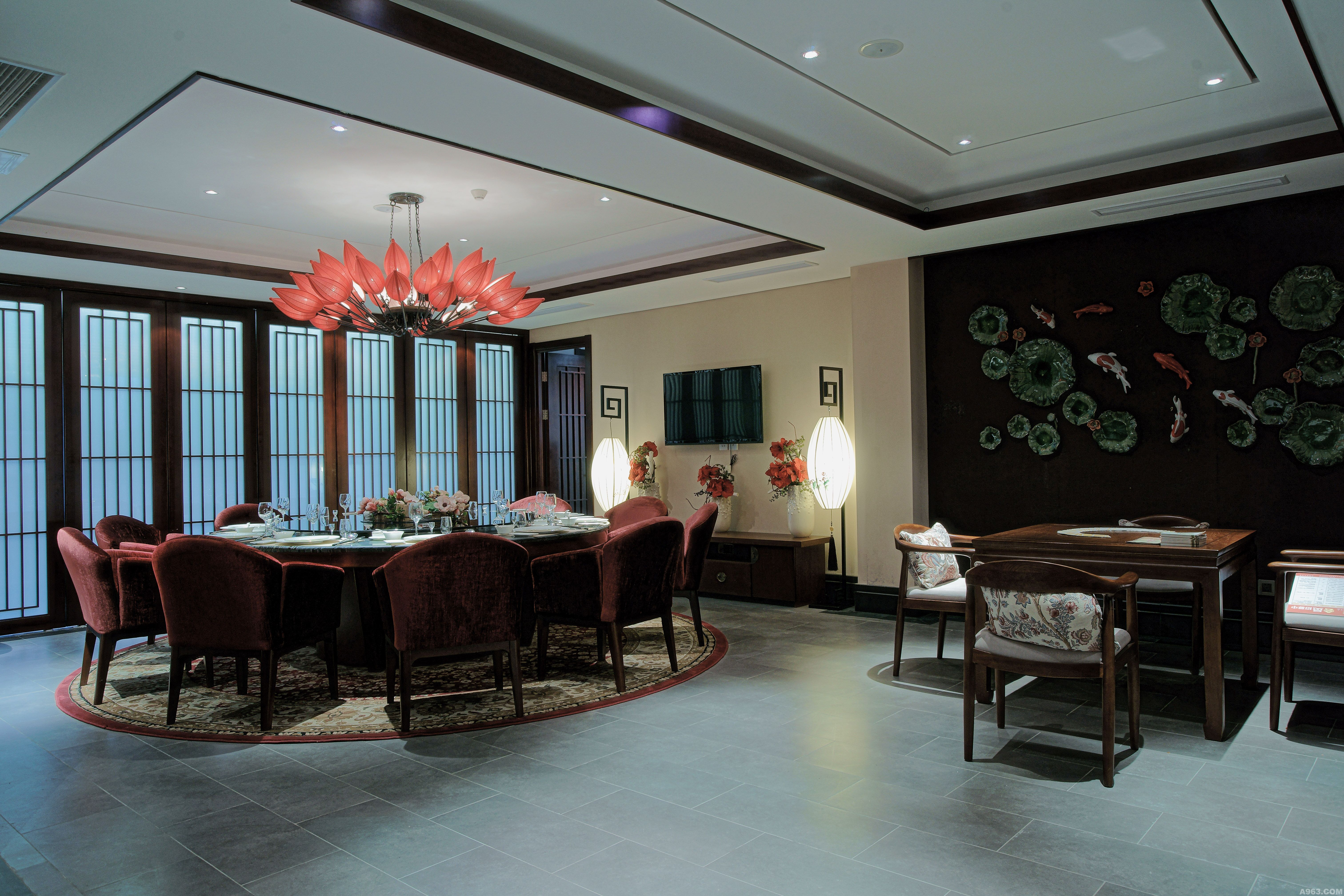 """九溪61恒辰""""项目 - 会所设计 - 北京室内设计网__."""