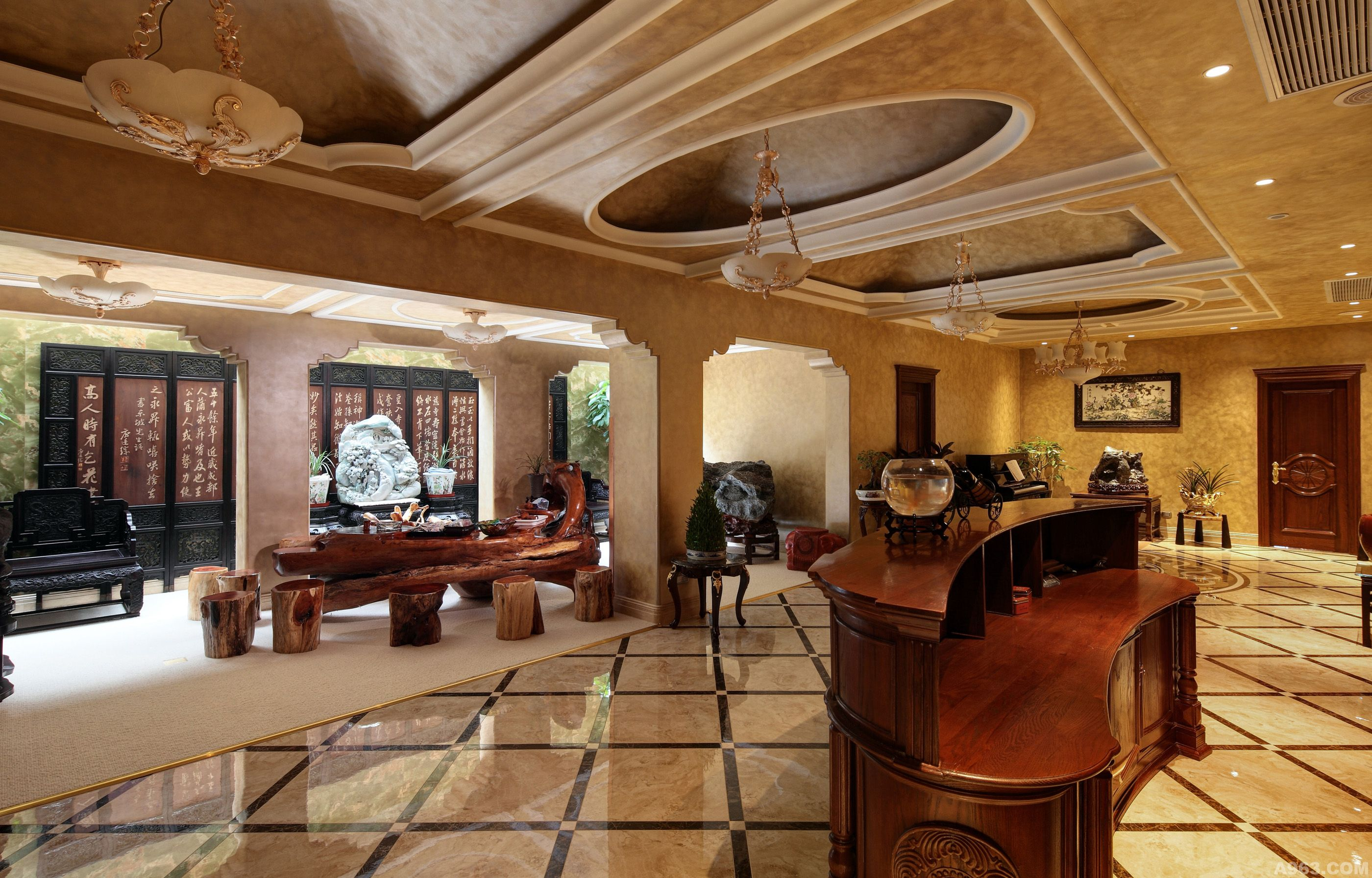 南京--钟山国际高尔夫 - 别墅豪宅 - 第5页 - 家居