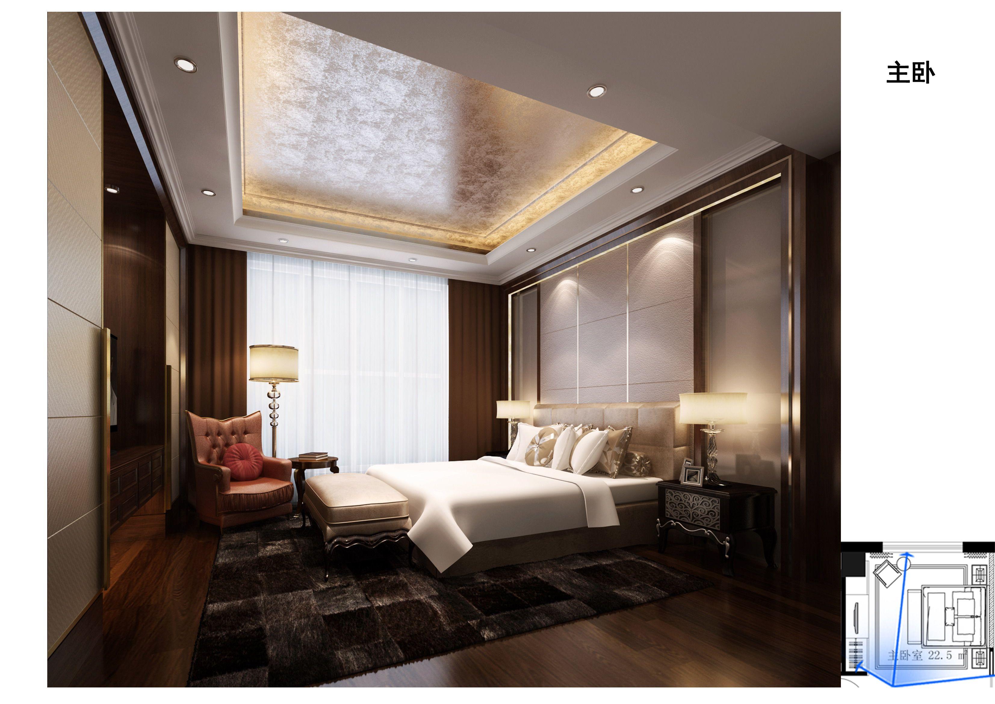 赛洛城室内精装修 - 别墅豪宅 - 北京室内设计网_北京