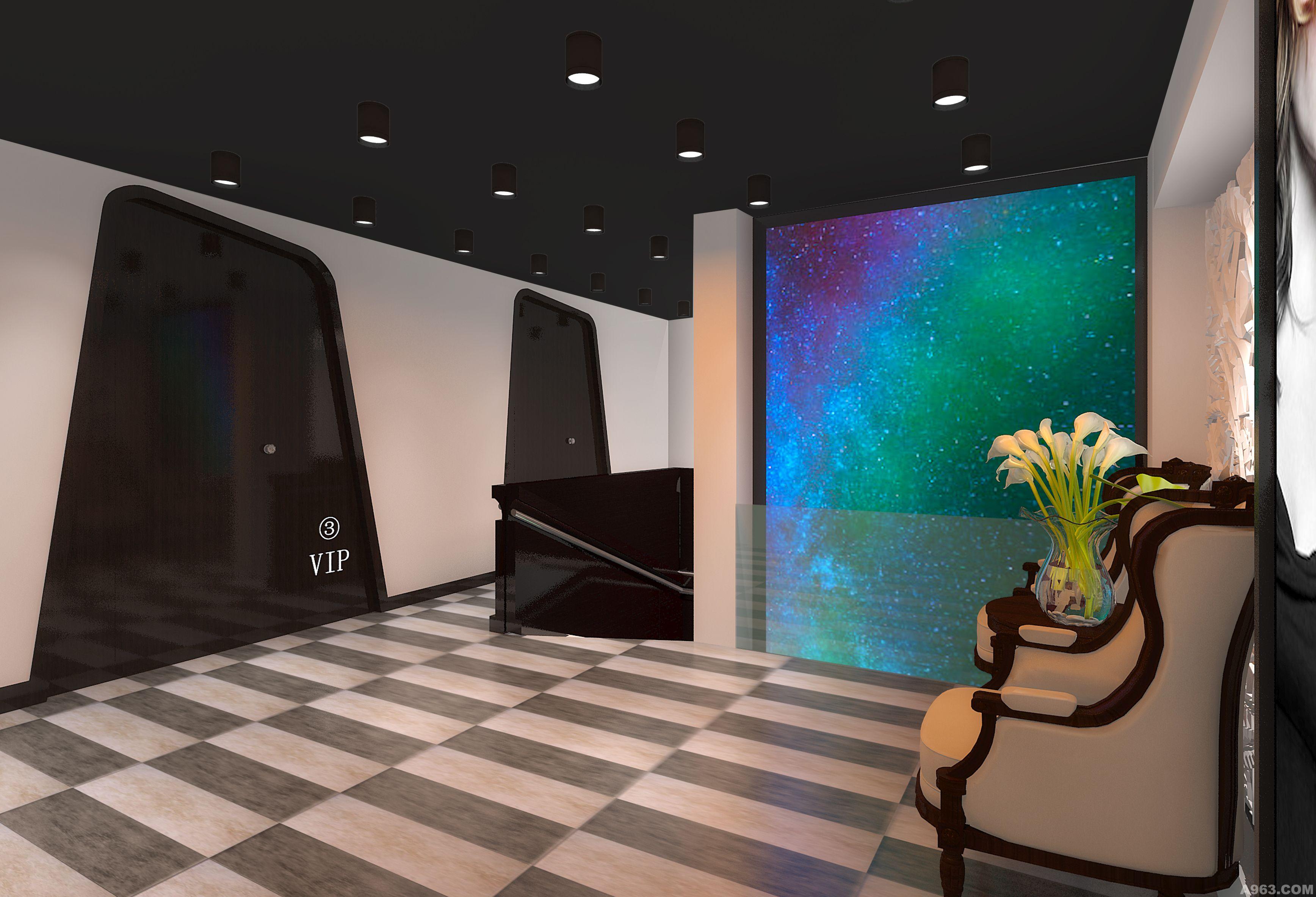 金宝街美容店 - 商业空间 - 北京室内设计网_北京室内