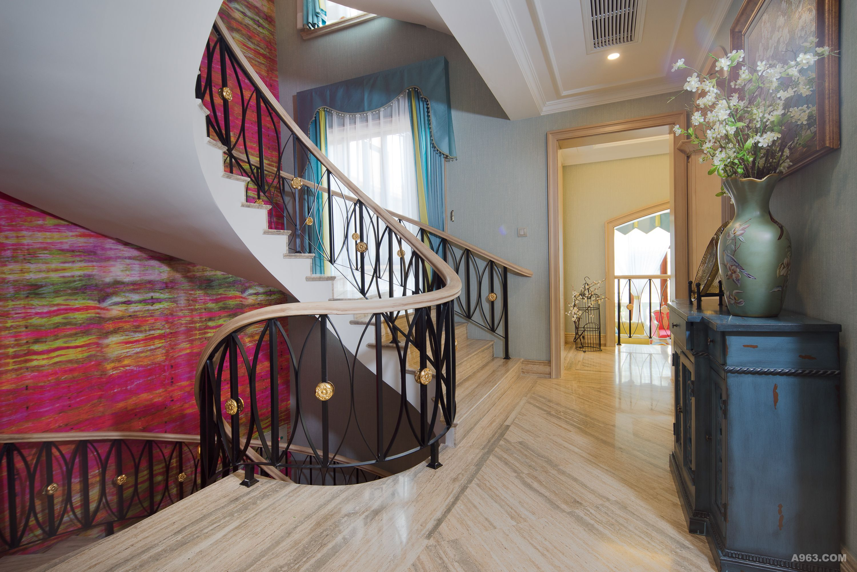 色宴- 别墅豪宅 - 第4页 - 张海霞设计作品案例
