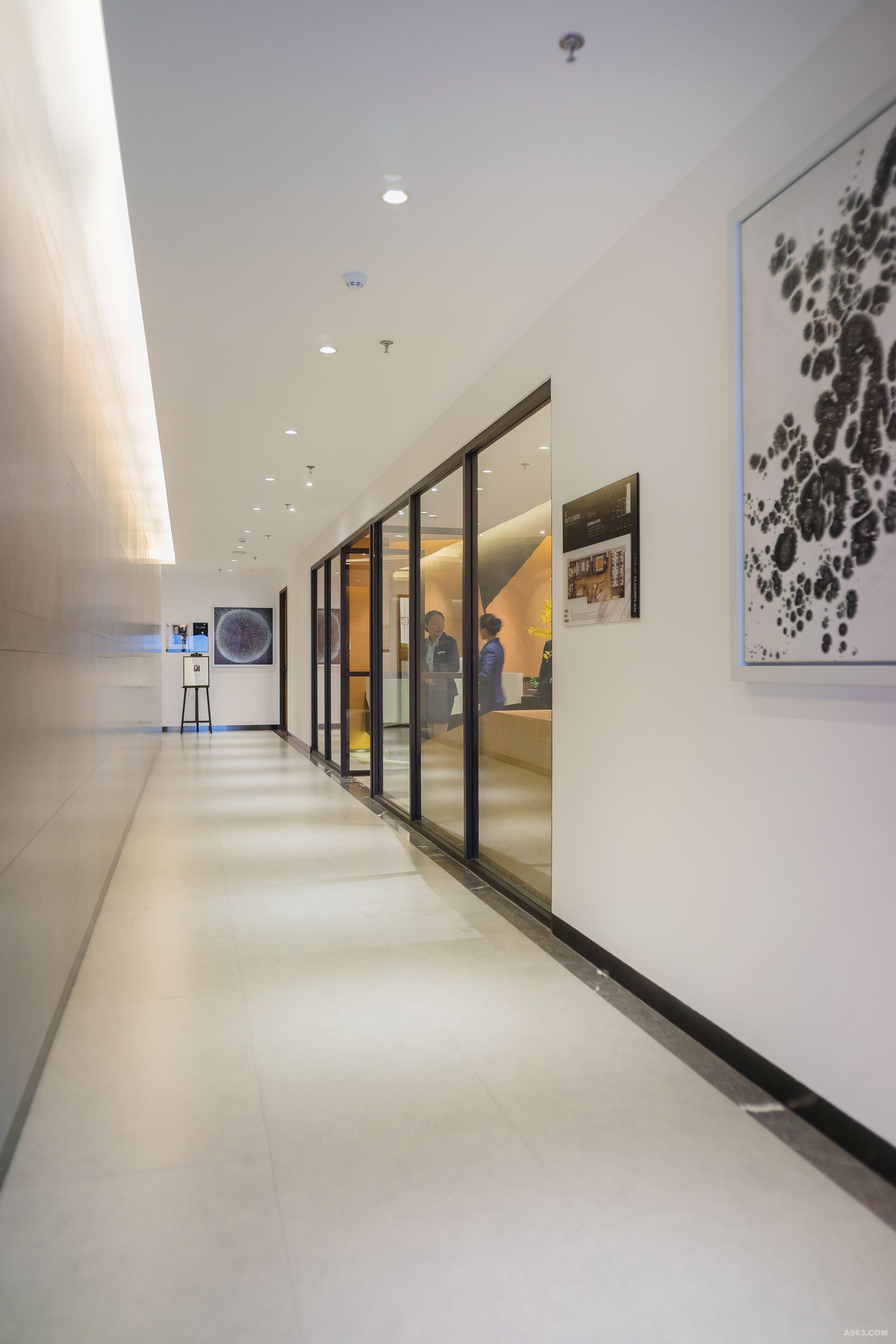 创客公司的办公室在设计风格上一定要有用具有生命力,激发人的创业
