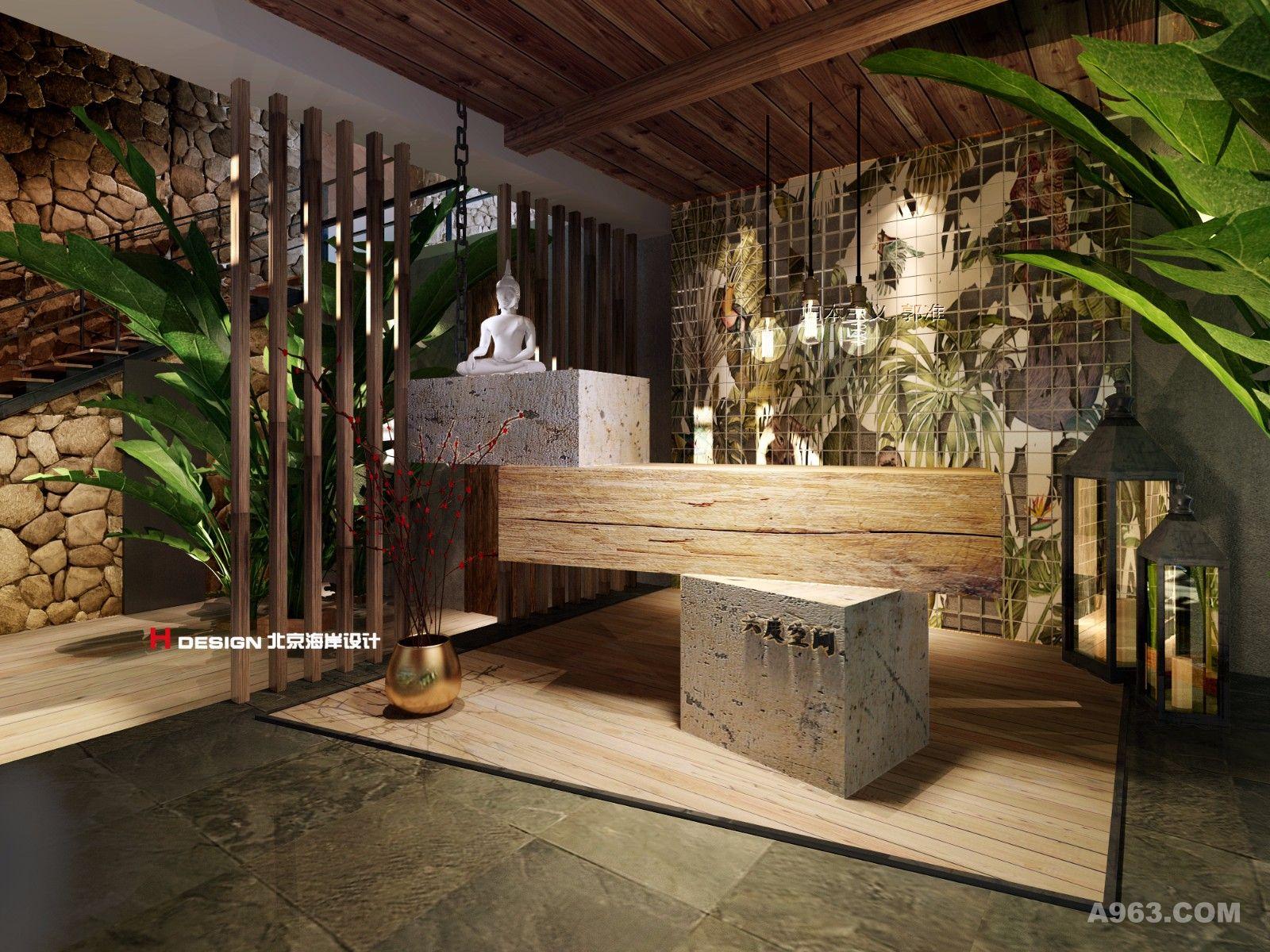云南西双版纳六度别院民宿设计方案 - 室内设计 - 第5