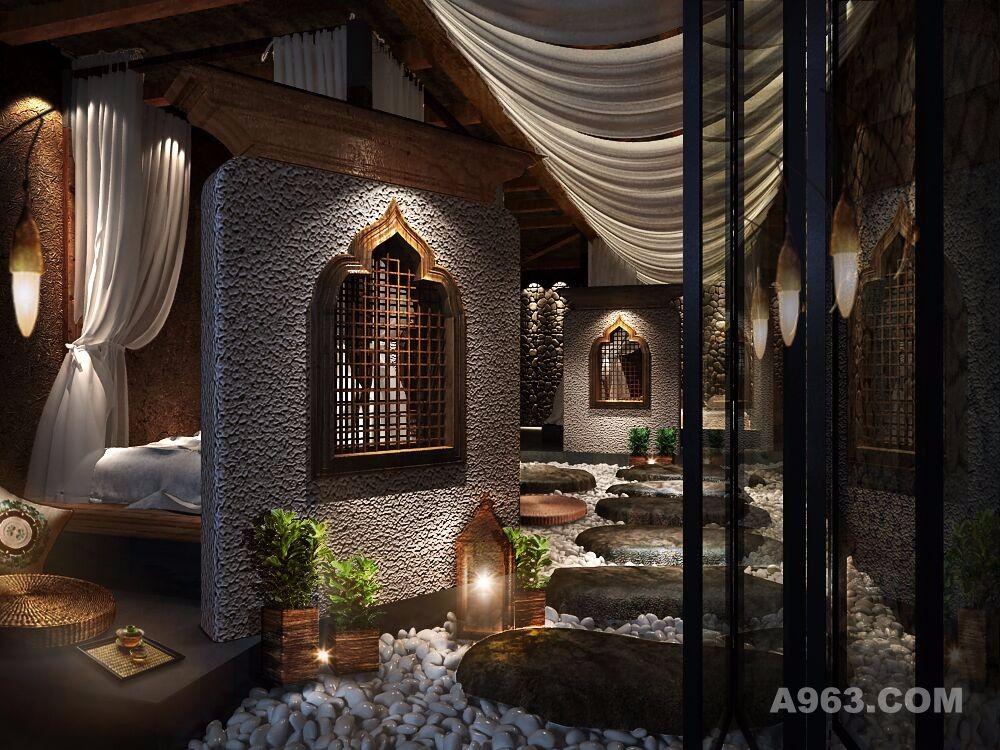 云南西双版纳六度别院民宿设计方案说明