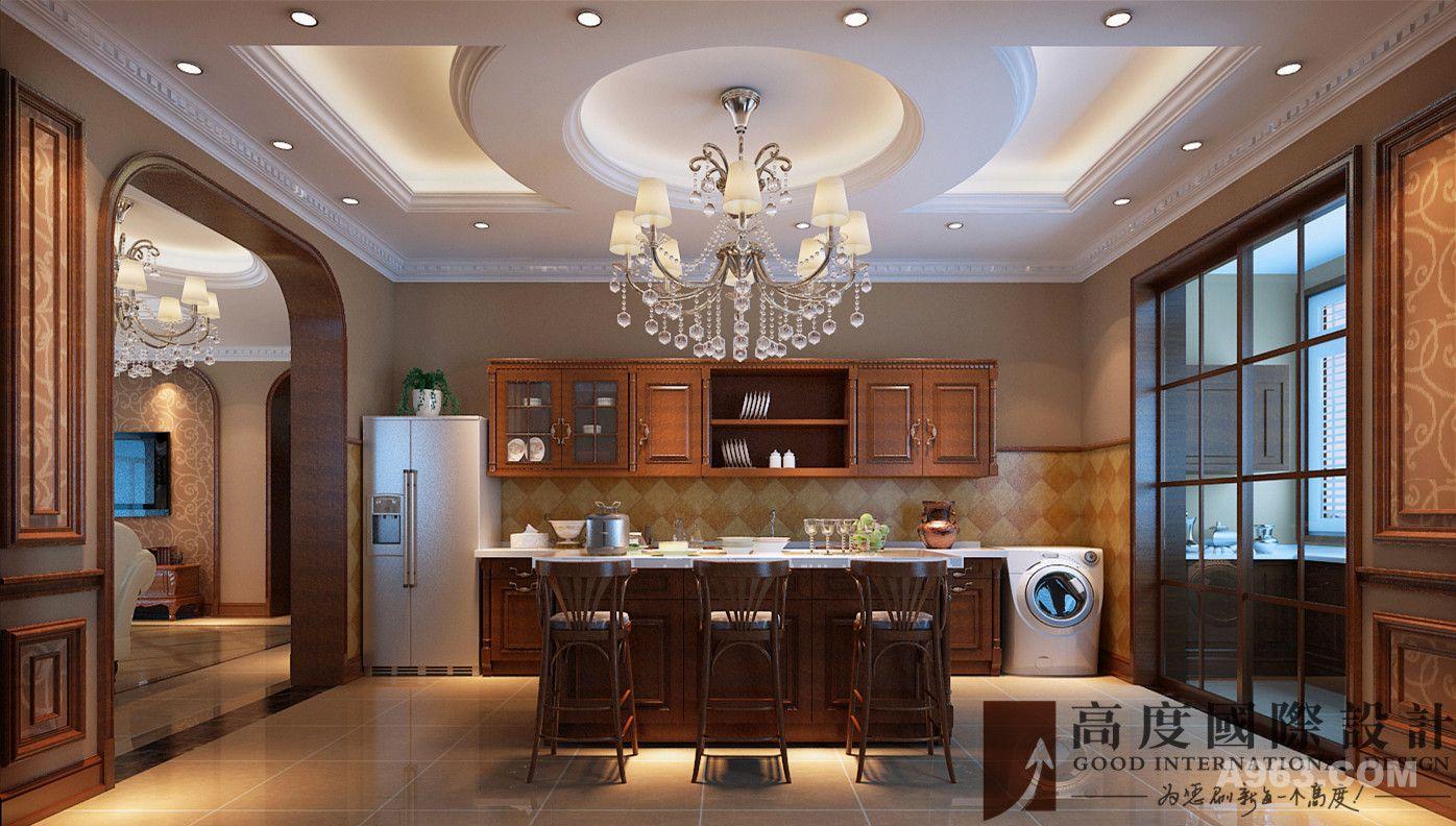 典型的古典欧式风格,以华丽的装饰、浓烈的色彩、精美的造型达到雍容华贵的装饰效果。欧式客厅顶部喜用大型灯池,并用华丽的枝形吊灯营造气氛。门窗上半部多做成圆弧形,并用带有花纹的石膏线勾边。室内有真正的壁炉或假的壁炉造型。墙面用高档壁纸,或优质乳胶漆,以烘托豪华效果。